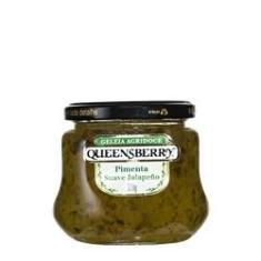 Imagem de Geleia Agridoce de Pimenta Verde Queensberry 320g