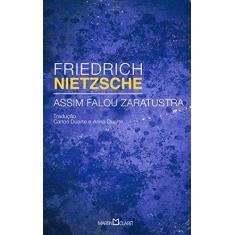 Assim Falou Zaratustra - Friedrich Nietzsche - 9788572328562