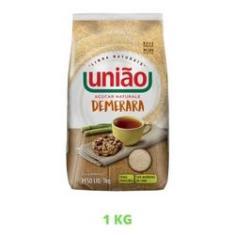 Imagem de Açúcar Naturale Demerara Pacote 1kg Naturais Gourmet União