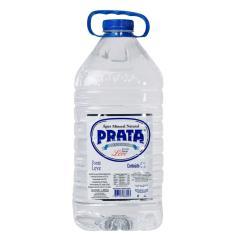 Imagem de Água Mineral Prata Leve Sem Gás Pet 5L