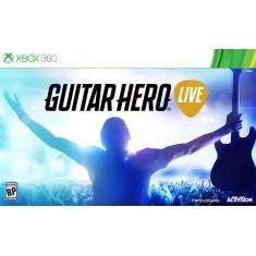 Jogo Guitar Hero Live Xbox 360 Activision