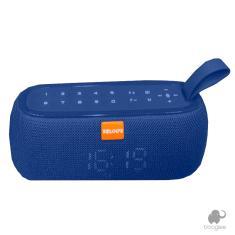 Imagem de Rádio Relógio com Alarme Portátil USB Bluetooth YR-177