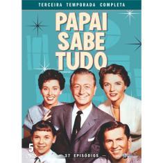 Imagem de Box Papai Sabe Tudo - 3ª Temporada Completa - 5 Discos