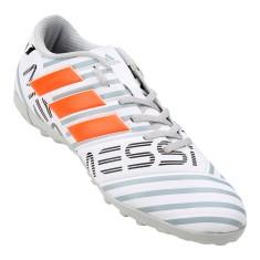 Foto Chuteira Society Adidas Nemeziz Messi 17.4 Adulto 1ae7e7ef6a272
