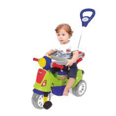 Imagem de Carrinho De Passeio Ou Pedal Infantil Triciclo Avespa - Maral - Extreme