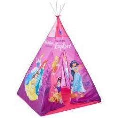 Imagem de Tenda Barraca Índio Infantil Princesas Marvel Zippy Toys