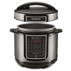 Panela de Pressão Elétrica 3 Litros - Mondial Master Cooker PE-40