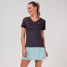Imagem de Camiseta Fila Match III Feminina - Mescla