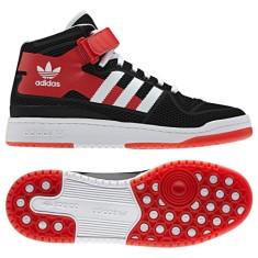 34d180dac Tênis Adidas Masculino Casual Forum MID