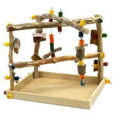Imagem de Playground Parquinho para Pássaros - Toy for Bird