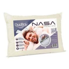 Imagem de Travesseiro Duoflex Nasa Molas Alto 16 cm 50x70