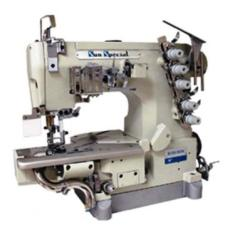 Máquina Costura Industrial Galoneira Cilíndrica Refilador Ss3202635abmq Sun Special