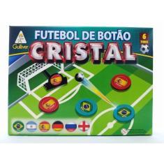 Imagem de Futebol de Botão Cristal 6 Times Gulliver 0350