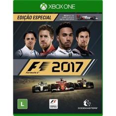 Jogo F1 2017 Xbox One Codemasters