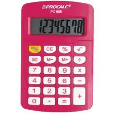 Calculadora De Bolso Procalc PC986