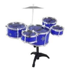 Imagem de Bateria Musical Azul BT381 - Fenix