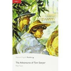 Imagem de Adventures Of Tom Sawyer 1 Pack CD - Penguin Readers - 2nd ed. - Twain, Mark; Twain, Mark - 9781405878005