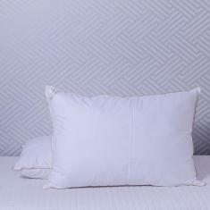 Imagem de Travesseiro Alto de Pluma de Ganso PlumaSul 50x70cm