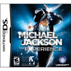 Jogo Michael Jackson The Experience Ubisoft Nintendo DS