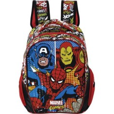Mochila Escolar Xeryus Marvel Comics Legends G 6312