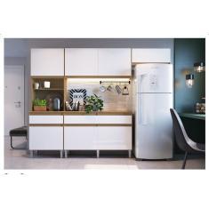 Imagem de Cozinha Compacta 3 Gavetas 7 Portas Pimenta Decibal