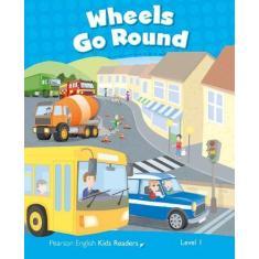 Imagem de Wheels Go Round 1 Pk Clil 1 Penguin Kids Clil 1E - Editora Pearson - 9781408288221