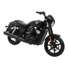Imagem de Miniatura Harley Davidson Street 750 2015 1:18 Maisto