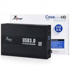 Case Para HD Sata 3,5 Externo USB 3.0 Pc Computador