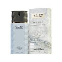 Imagem de Lapidus Pour Homme Eau De Toilette 100Ml - Ted Lapidus
