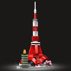 Imagem de LEGO ARCHITECTURE Tóquio