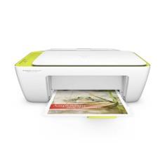Impressora Multifuncional HP Deskjet 2136 Jato de Tinta Colorida