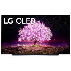 "Smart TV OLED 77"" LG ThinQ AI 4K HDR OLED77C1PSA"