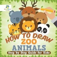 Imagem de How to Draw Zoo Animals | Step by Step Guide for Kids
