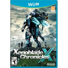 Jogo Xenoblade Chronicles X Wii U Nintendo