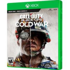 Jogo Call of Duty Black Ops Cold War Xbox Series Activision