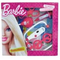 Imagem de Barbie Kit Médica - Pequeno - Fun