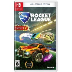 Jogo Rocket League Psyonix Nintendo Switch