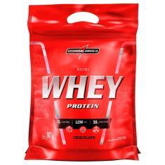 Imagem de Nutri Whey Protein - 907g Refil Chocolate - IntegralMédica