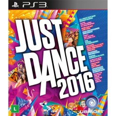 Jogo Just Dance 2016 PlayStation 3 Ubisoft