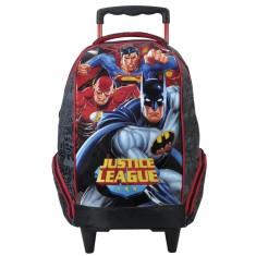 Imagem de Mochila com Rodinhas Escolar Xeryus Liga da Justiça Super Amigos 16 5710