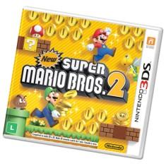Jogo New Super Mario Bros 2 Nintendo 3DS
