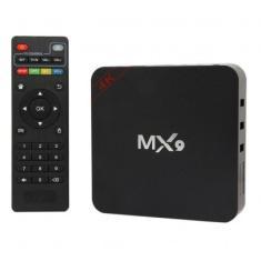 Smart TV Box MX9 JLY 4K Android TV USB