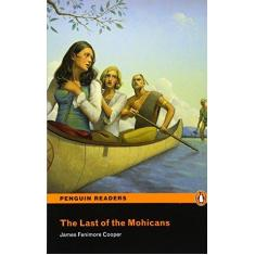 Imagem de The Last Of The Mohicans - Level 2 - Pack CD MP3 Penguin Readers - Cooper - 9781408278086