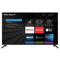 "Smart TV LED 58"" Philco HDR PTV58G70RCBL 3 HDMI USB"