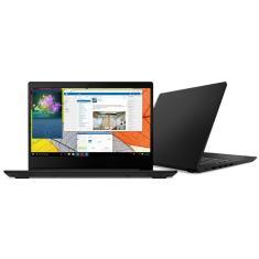 """Notebook Lenovo BS145 82HB0000BR Intel Core i5 1035G1 15,6"""" 8GB SSD 256 GB 10ª Geração Windows 10"""