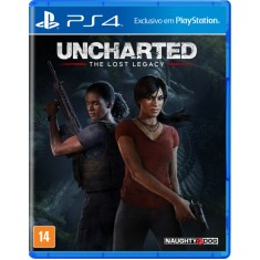Imagem de Jogo Uncharted The Lost Legacy PS4 Naughty Dog