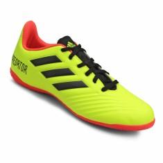 cbc2d34153d06 Tênis Adidas Masculino Futsal Predator Tango 18.4
