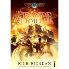 a Pirâmide Vermelha - Livro 1 - Riordan, Rick - 9788598078977