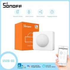 Imagem de Sonoff SNZB-03 sensor de movimento zigbee casa inteligente detectar alarmes funcionam com zigbee