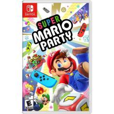 Jogo Super Mario Party Nintendo Nintendo Switch